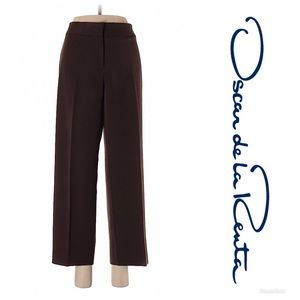 OSCAR DE LA RENTA Capri Pants Sz 8 Originally $395